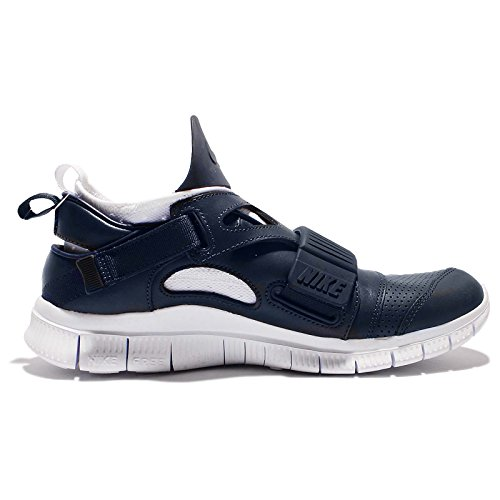 Nike Hommes Gratuit Huarache Carnivore Sp, Taille 10,5 Obsidienne / Blanc-catalina-noir