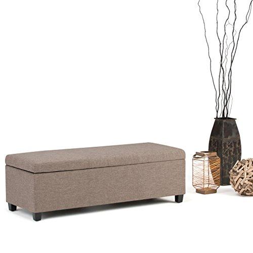 Review Simpli Home Avalon Linen