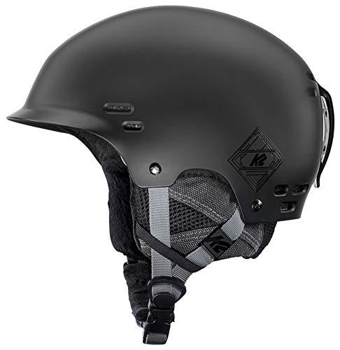 K2 Thrive Ski Helmet 2019 - Black Large/X-Large