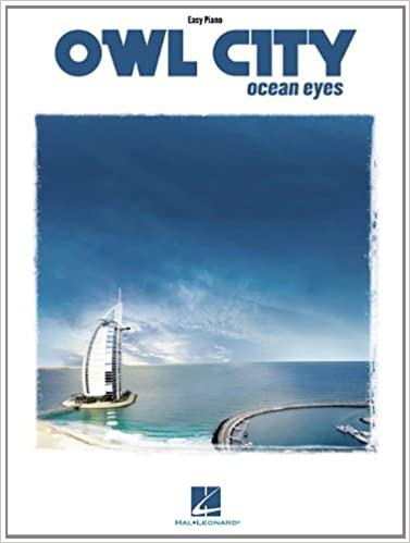 Owl City - Ocean Eyes: Owl City: 9781458406941: Amazon com