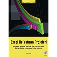 Excel ile Yatırım Projeleri