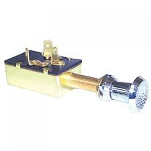 Push Pull Gun (Sierra MP39590 Heavy-Duty Push-Pull Switch - Off-On(1)-On(1&2) SPDT)