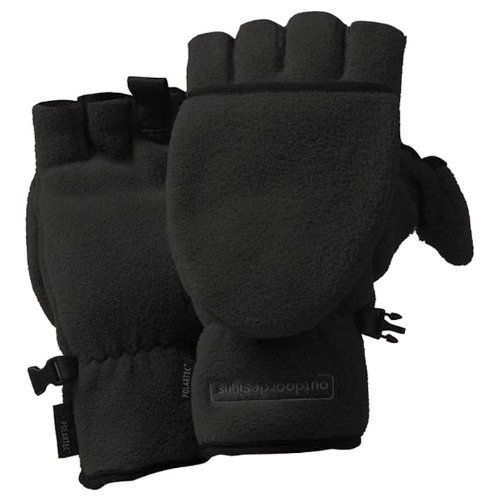 Outdoor Designs Fuji Convertible Gloves X-Large
