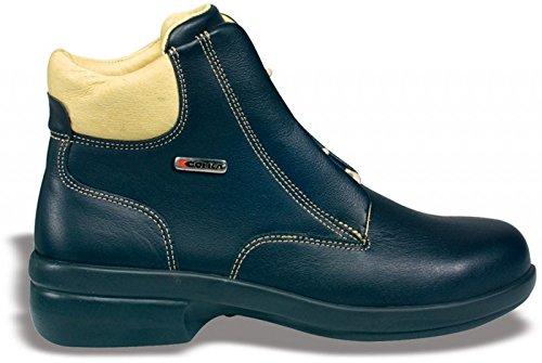 Cofra 84200-004.D41 Alexia S2 SRC Chaussure de sécurité Taille 41 Bleu