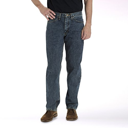LEE Men's Relaxed Fit Straight Leg Jean, Newman, 35W x 32L ()