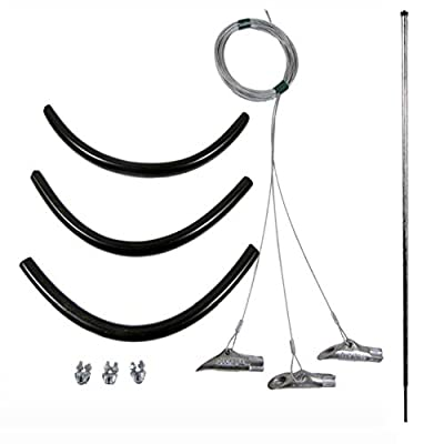 Duckbill 40DTS Tree Anchor Kit with Drive Steel Tool (Bundle, 2 Items) : Garden & Outdoor