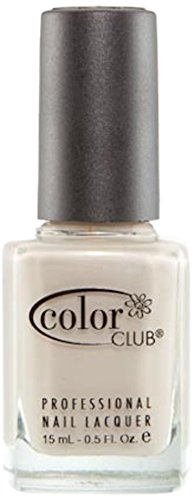 Color Club Back To Boho Nail Polish, Neutral, Nomadic In Nude.05 Ounce