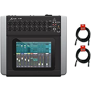 behringer x air x18 18 channel 12 bus digital mixer for ipad android tablets with 2. Black Bedroom Furniture Sets. Home Design Ideas