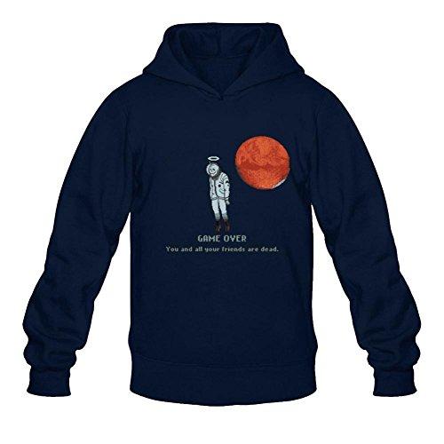 Tommery Men's Brand New Long Sleeve Sweatshirts Hoodie