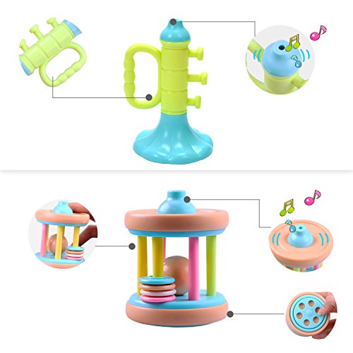 Buy teether for 4 month old