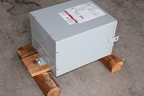 - Eaton S20L11S15N Transformer, 15KVA, 1P, 240/480V, 120/240V, Encapsulated