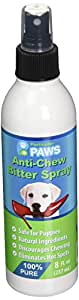 Anti-Chew Bitter Spray for Dogs - Tea Tree Oil to help soothe - 8oz