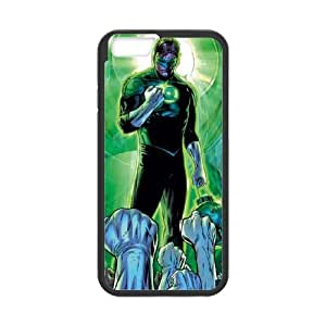 iPhone 6 4.7 Inch Cell Phone Case Black Salute to Green Lantern JNR2128252