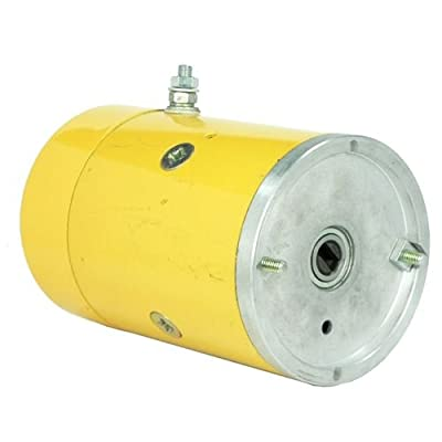DB Electrical LMY0001 New Snow Plow Lift Motor for Meyer & Diamond Motors, 2529AC, 2869AB, 2869AB, 2529AC, E57 AND E60 PUMPS 1306010 430-22004 10710N 11.212.981 15687 15727 MUE6209 82-7852 W-8991