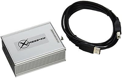 CHAUVET DJ Xpress-512 DMX-512 USB Interface