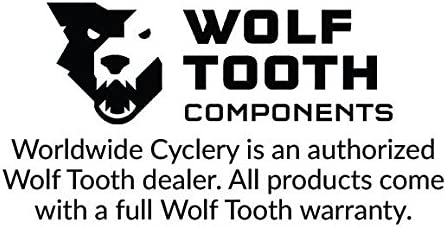 New 2016 Wolf Tooth 30t 104BCD Drop-Stop Chainring Black 1 x 10 11