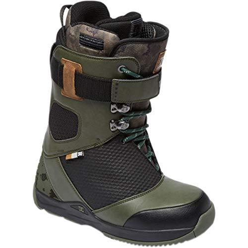 DC Shoes Mens Shoes Tucknee - Lace-Up Snowboard Boots - Men