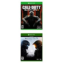 Call of Duty: Black Ops III and Halo 5: Guardians - Xbox One