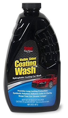 Stoner Car Care 91215 Visible Shine Coating Wash - 48-Fluid Ounces 1-Pack