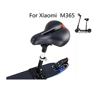 41Mh7NlPkzL. SS300 LiféUP Pieghevole Sedile Ammortizzante per Xiaomi M365 Scooter Elettrico,Comoda Sedia Pieghevole per Xiaomi M365…