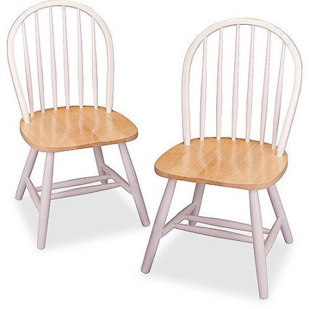 Windsor Chair, Set of 2, Crafted from solid beech wood, the Windsor (Beechwood Dining Chair)