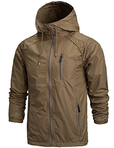 Zip Front Wind Jacket - 2