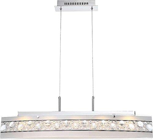 LED Hängeleuchte 6 flammig Esszimmer Lampe Hängelampe ...