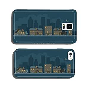Urban Landscape cell phone cover case Samsung S5