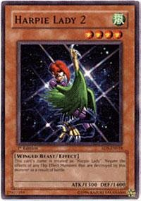 Yu-Gi-Oh! - Harpie Lady 2 (RDS-EN018) - Rise of Destiny - 1st Edition - Common (1st Edition Gi Yu Cards Oh)
