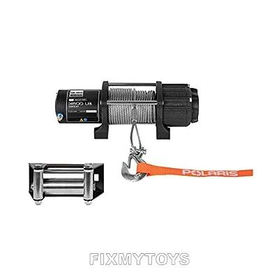 Polaris 2878784 HD Winch Kit - 3500 lb. Load Capacity