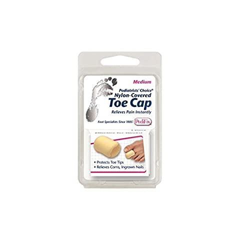 Pedifix (a) Nylon Covered Toe Cap Large (Each)