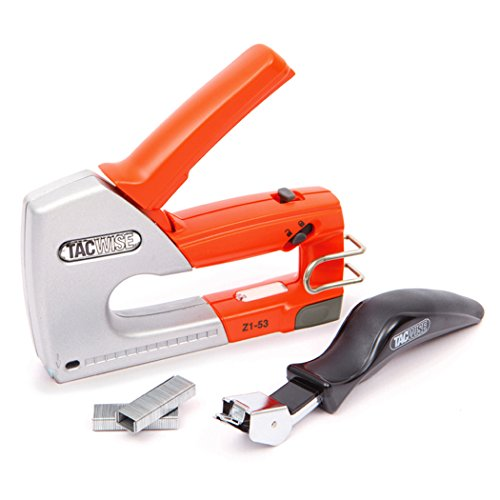 Tacwise Z1-53 Heavy Duty Staple Gun Kit including Staples and Staple...