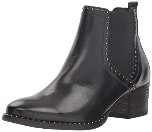 6cd3f4b453c53 Paul Green Women's Texas BT, Black Leather, 5.5 M US
