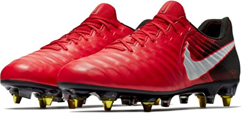 09db0291c23 NIKE Men s Tiempo Legend VII Anti-Clog (SG-Pro) Soccer Cleat (Sz. 10.5) Red.  11.5 D(M) US. 10.5 D(M) US