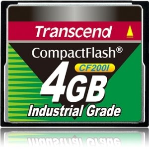 Amazon.com: Transcend ts4gcf200i 4 GB CompactFlash (CF ...