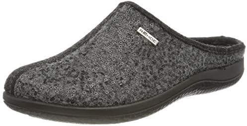 semelle extérieure en plastique Rohde Bari 6550-Femmes Chaussures en Feutre