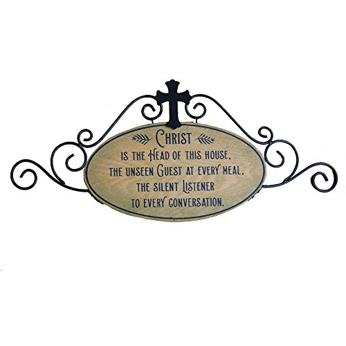 Abbey Gift Head Of House Wall Plaque ()