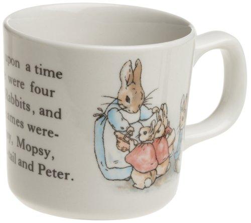Wedgwood Peter Rabbit Original 3-Piece Set, Mug, Plate, and Bowl by Wedgwood (Image #3)
