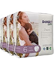 Bambo Nature Premium Eco-Friendly Baby Diapers Bundle