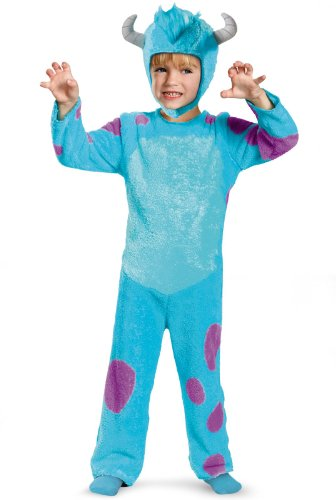 Sulley Classic Toddler Costume Size: 4 - 6X for $<!--$18.51-->
