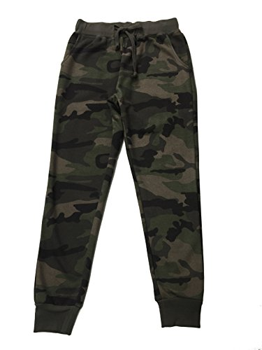 Ougedi Camouflage Pants Army Waistband Sweatpants Jogger Pants Outdoor  Trousers (Large aff6563d48e
