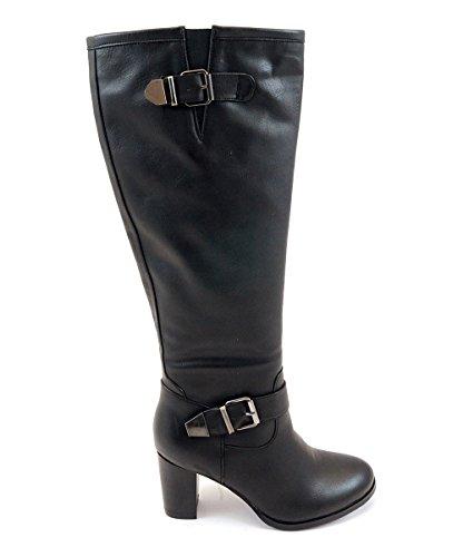 Corkys Womens Dale Boots, Black, 9 B(M) US