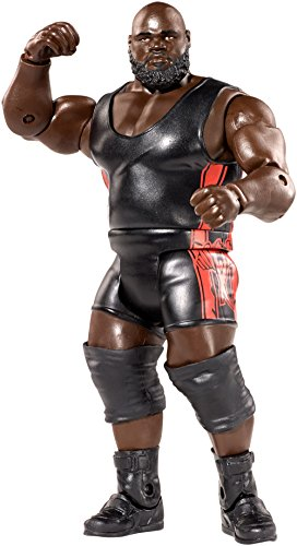 WWE Basic Figure Series Mark Henry Figure by WWE