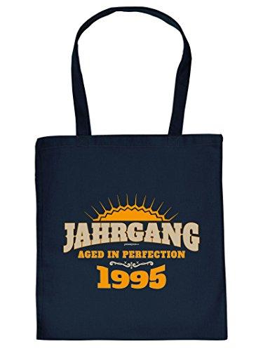 lustiges Geburtstags Stofftasche zum 22. Geburtstag Tasche coole Geschenkidee Jahrgang 1995 Geschenk zum 22. Geburtstag 22 Jahre