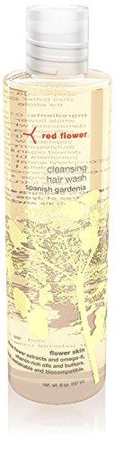 (Red Flower Spanish Gardenia Cleansing Hair Wash, 8.8 oz)