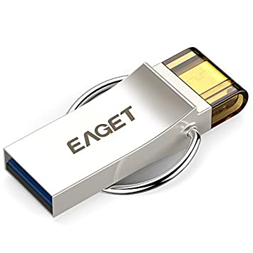 Amazon.com: Eaget v90 usb flash drive Android pulgar Drive ...