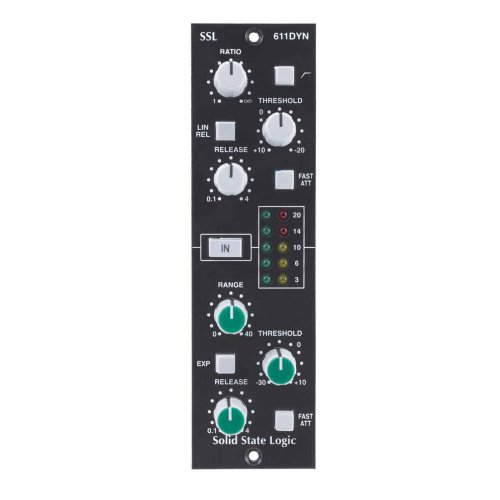 Solid State Logic SSL E Series Dynamics for 500 Series