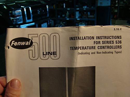 Fenwal 53605-1 Temperature Controller 536