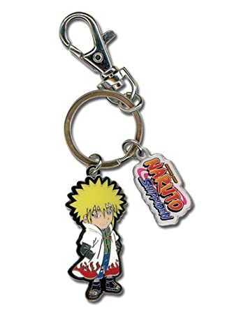 Naruto Shippuden metal cuarto Hokage (Minato Namikaze ...