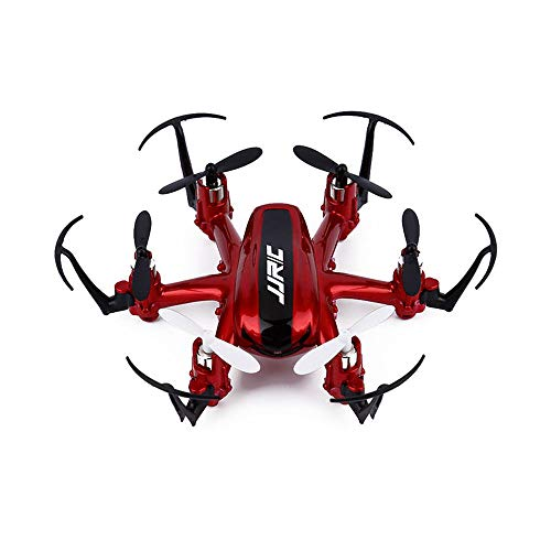 Livoty JJRC H20 Mini RC Quadcopter 2.4G 4Ch 6-Axis Gyro Nano Drone with HD Camera, Gravity Sensor, RTF One Key Take Off/Landing, Optical Flow Positioning, Foldable Hexacopter